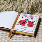 Personalized Our Little Book Of Love 5434 3
