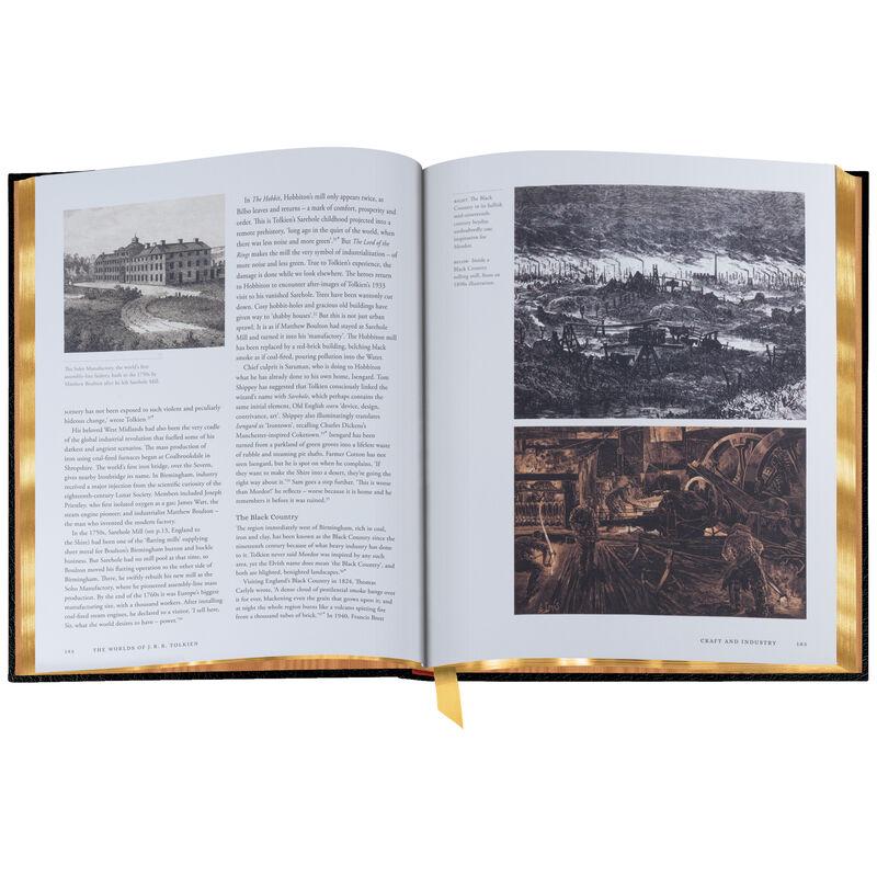 3673 Worlds of JRR Tolkien h spr7