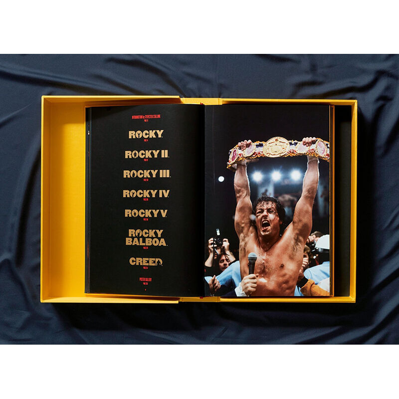 ROCKY The Complete Films A Signed Edition 3672 5