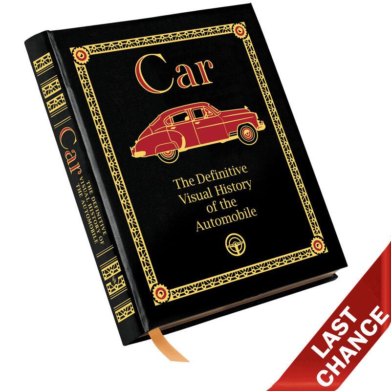 3694 Car Definitive Visual History j main LQ