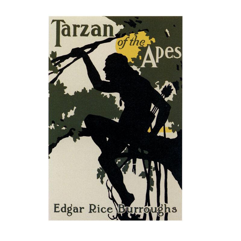3287 Tarzan of the Apes fla01