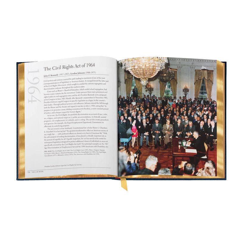 The Law Book 3651 e sp4