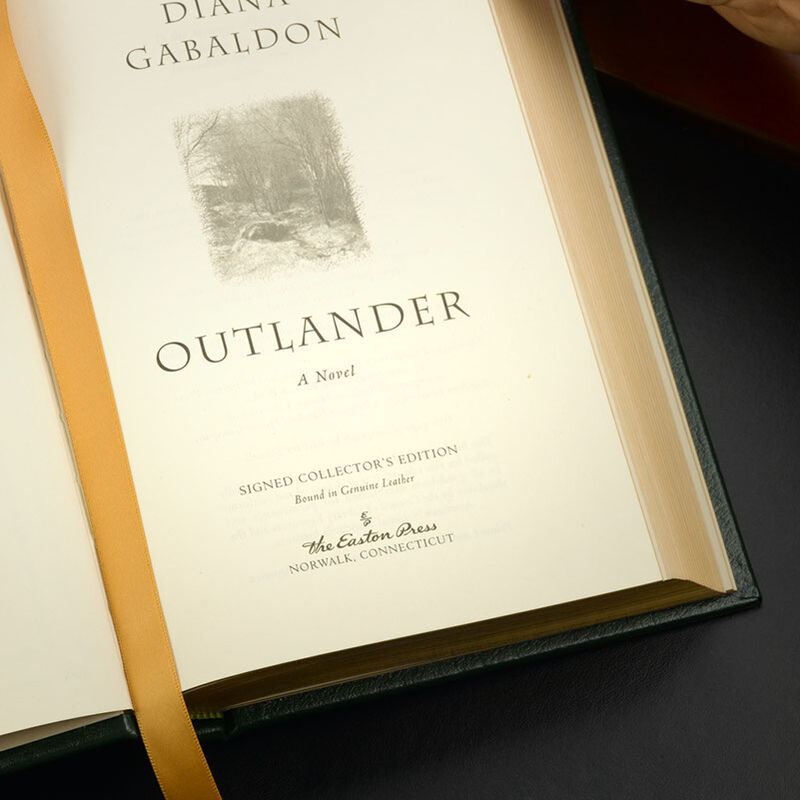 Diana Gabaldons Outlander Signed Edition 3331 4