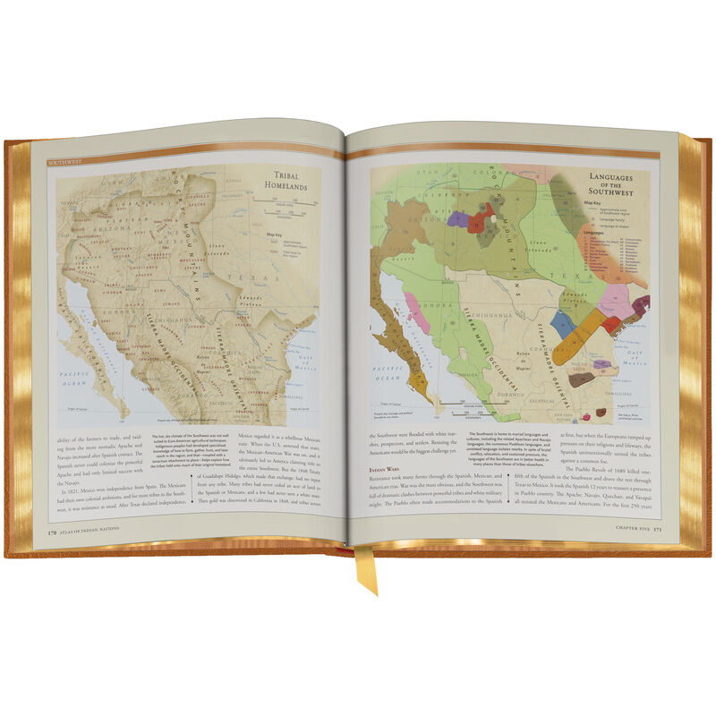 Atlas of Indian Nations 3696 f sp5
