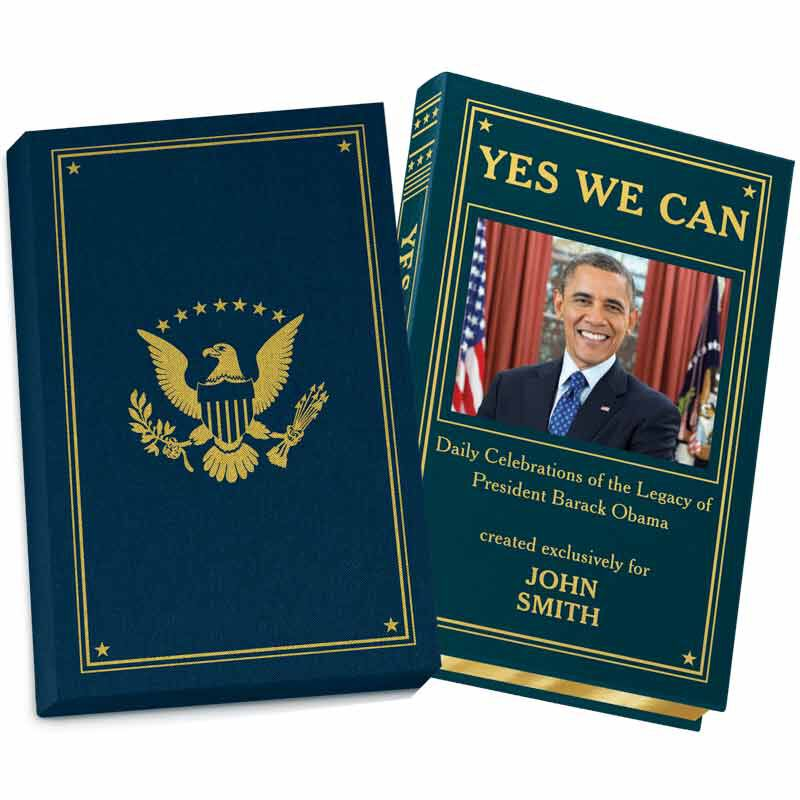 YES WE CAN Celebrating the Legacy of President Obama 5514 1