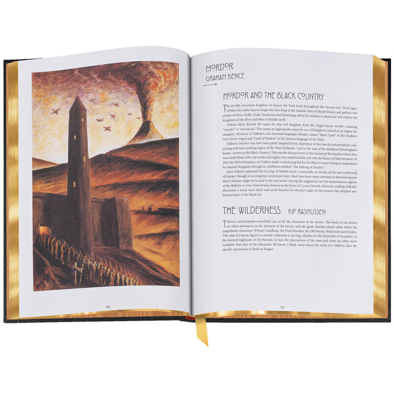 The Illustrated World of Tolkien 3643 8