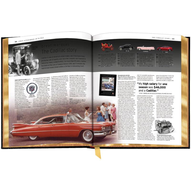 3694 Car Definitive Visual History c spr2