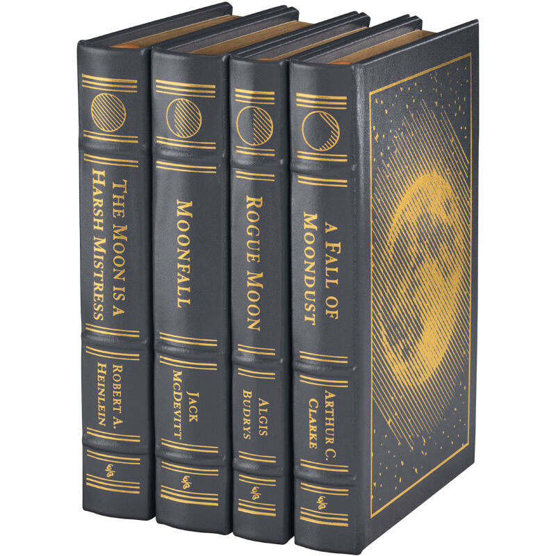 The Dark Side of the Moon   4 volume set 3366 2