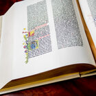 The Gutenberg Bible 3214 6