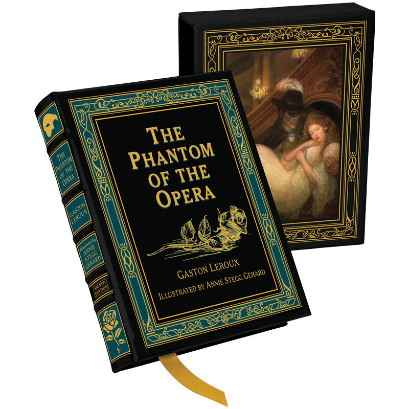 Gaston Lerouxs Phantom of the Opera 3190 2