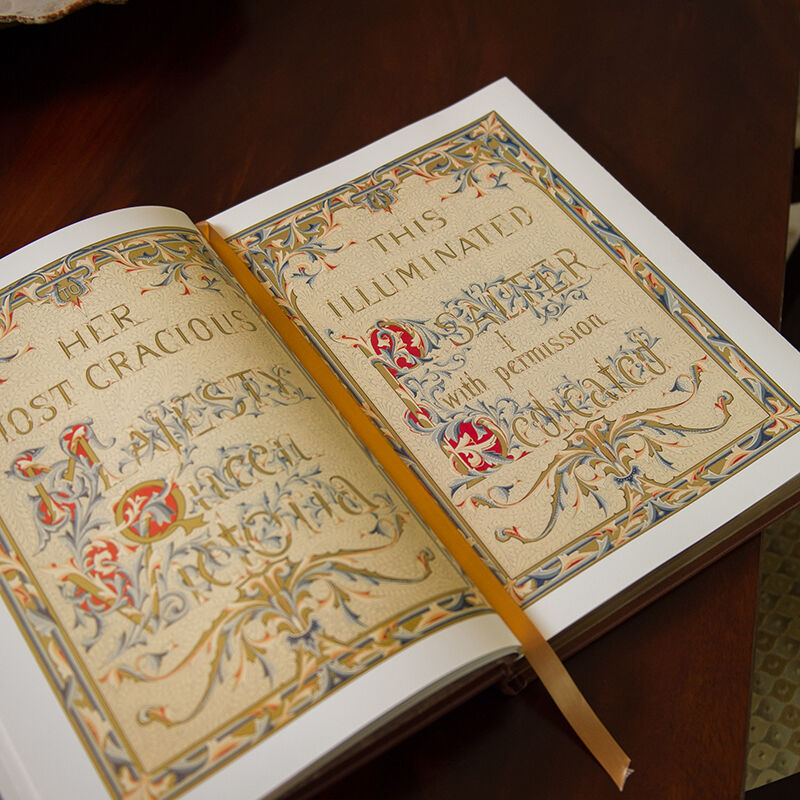The Victoria Psalter 3041 5