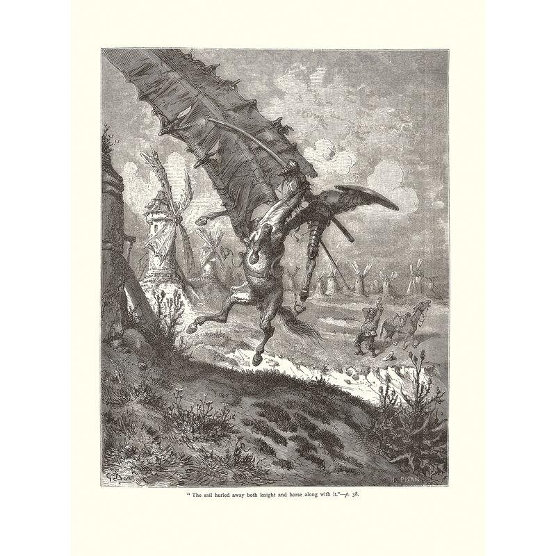 2875 Don Quixote g p38