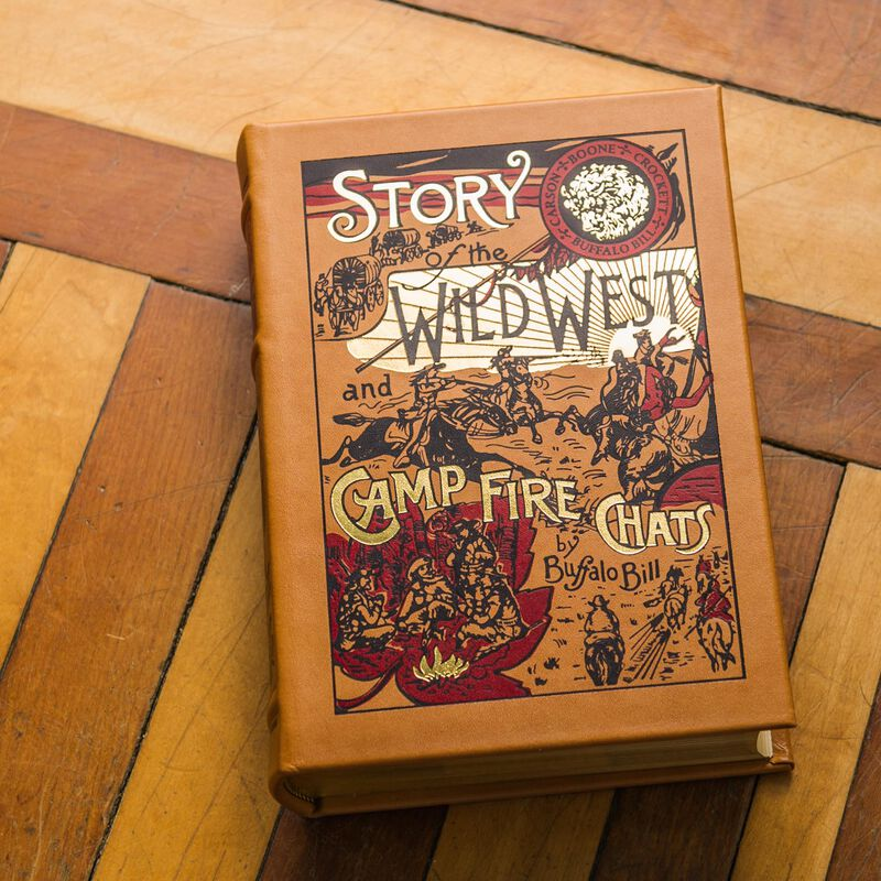 Story Of The Wild West 3241 3