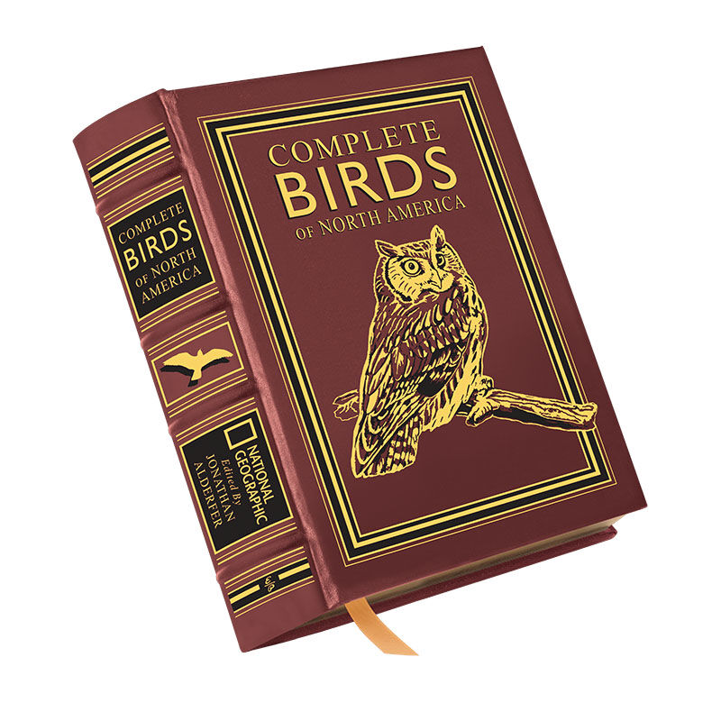 Complete Birds of North America 3596 1