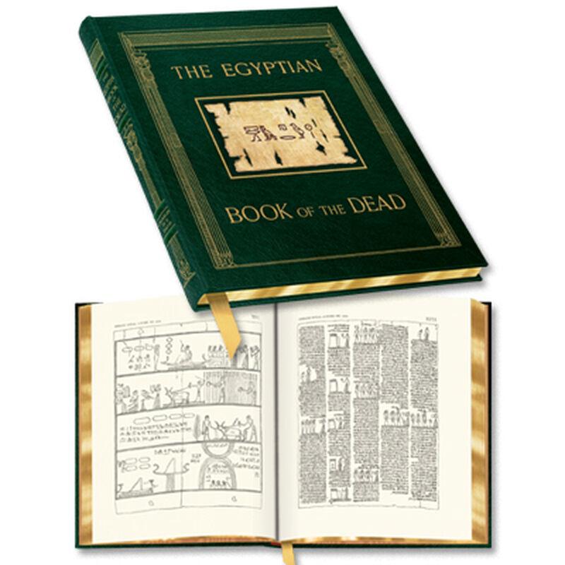 Egyptian Book of the Dead 2027 a cvr