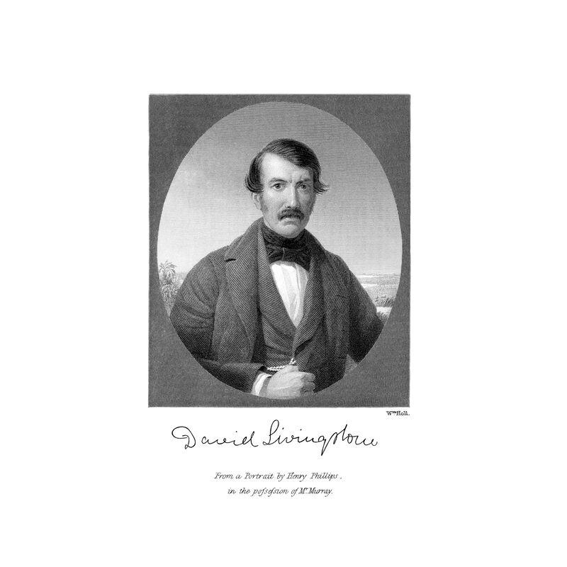 3542 Livingstone's Missionary Travels c p1