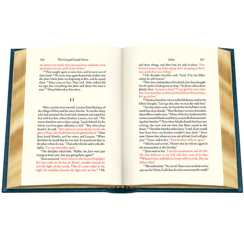 For God So Loved   Personalized Book 5878 4