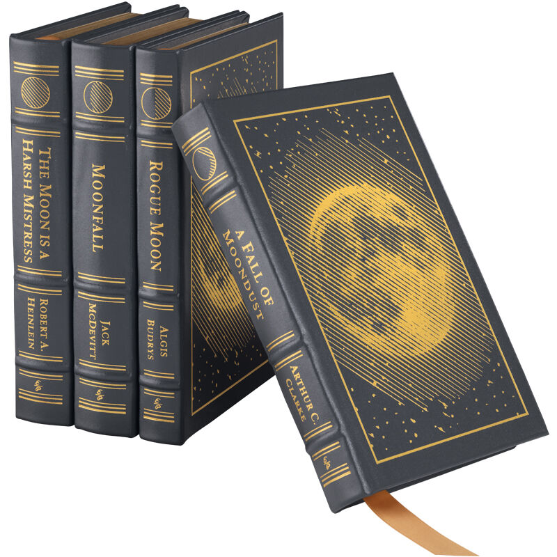 The Dark Side of the Moon   4 volume set 3366 1