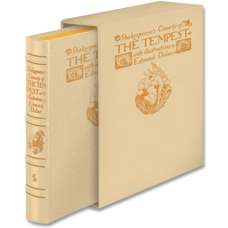 The Tempest Illustrated Edition 2863 1