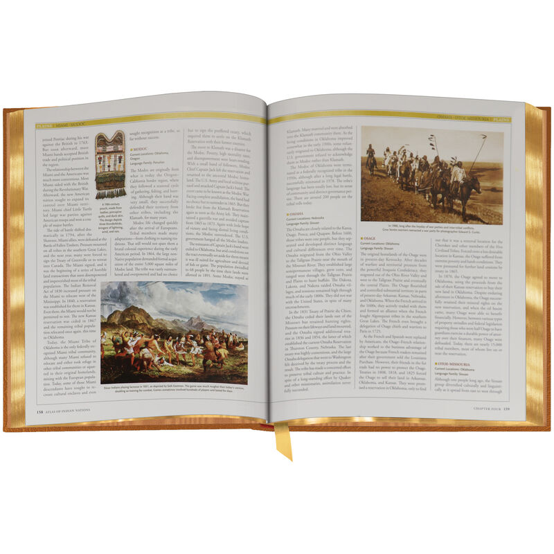 Atlas of Indian Nations 3696 e sp4