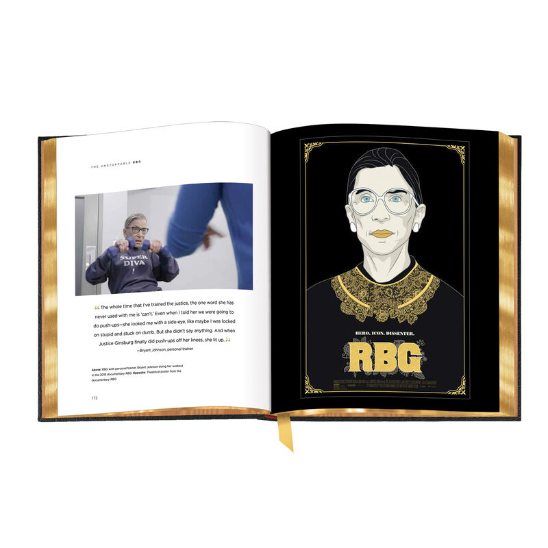The Unstoppable Ruth Bader Ginsburg 3735 g spr6