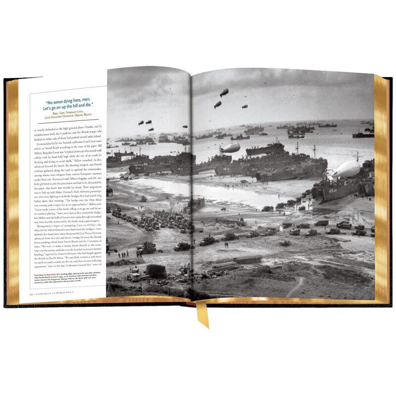 Eyewitness to WWII 3707 sp4