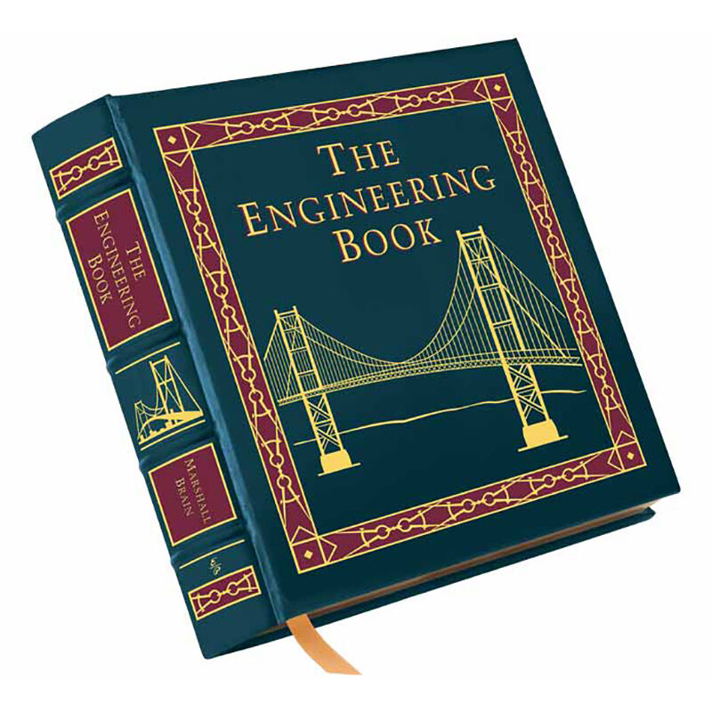 The Engineering Book 3650 1
