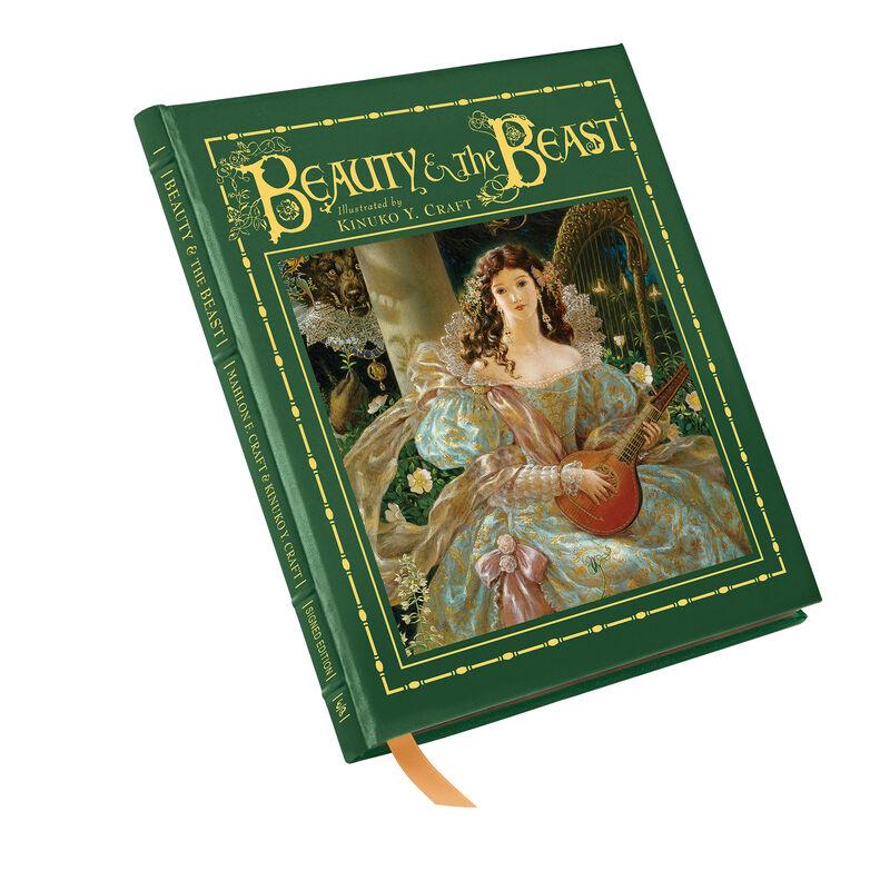 Beauty and the Beast 3669 a cvr
