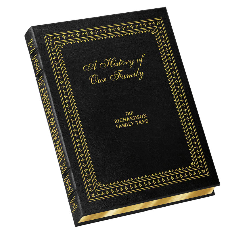 A History of Our Family 5659 a cover