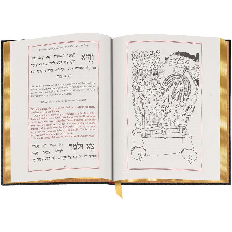 A Passover Haggadah 3632 6