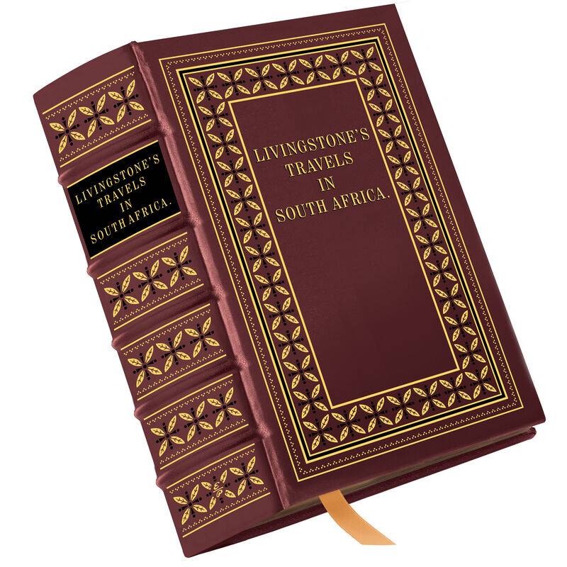 3542 Livingstone's Missionary Travels a main