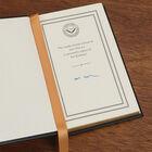 Jon Krakauers Into Thin Air A Signed Edition 0471 2