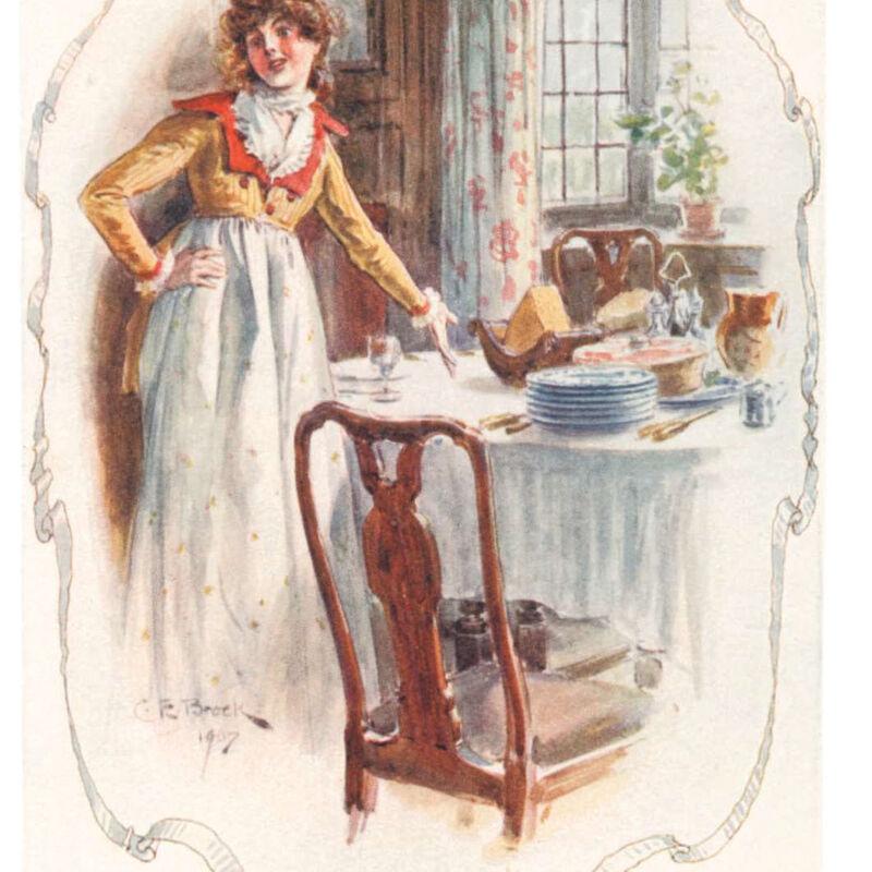 Jane Austen By Design 3557 d sprd