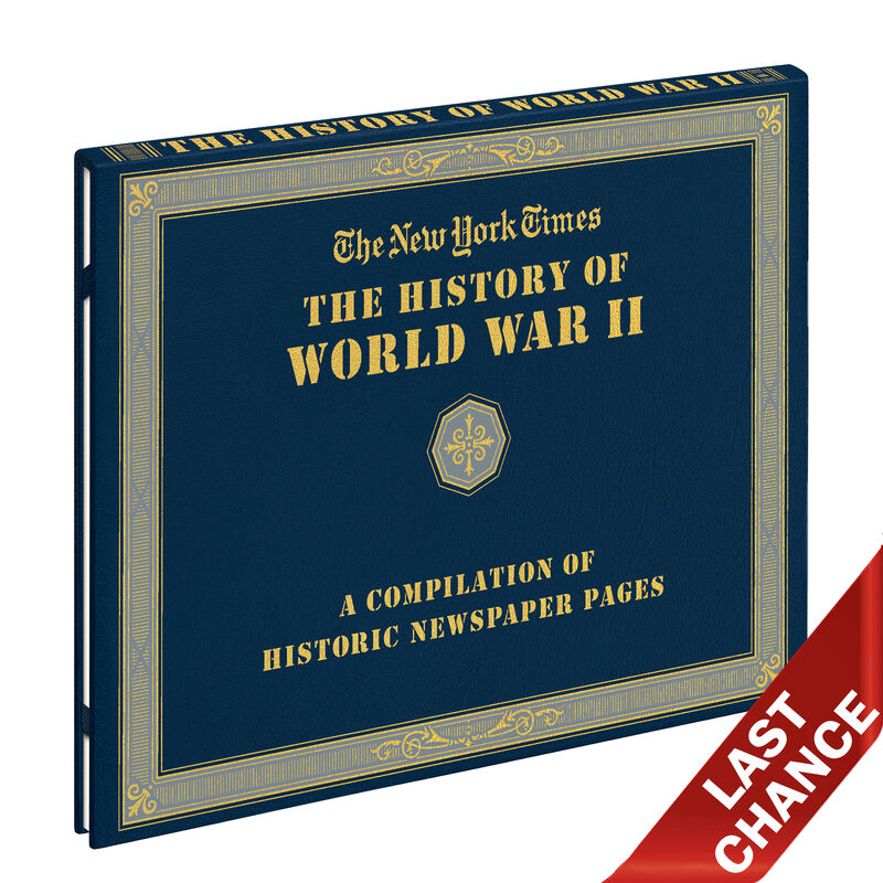 History of WWII 3395 1 cover