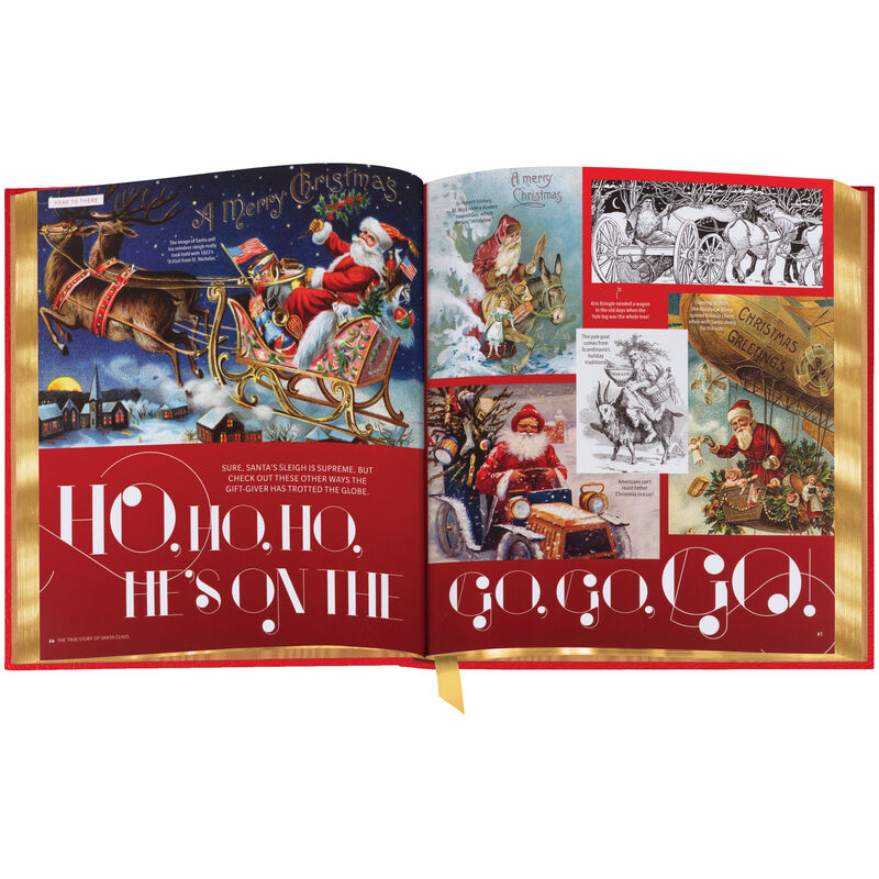 True Story of Santa Claus 3697 g spr