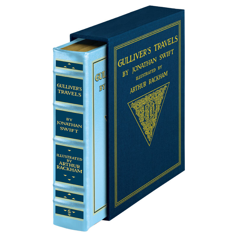 3716 Gullivers Travels slp