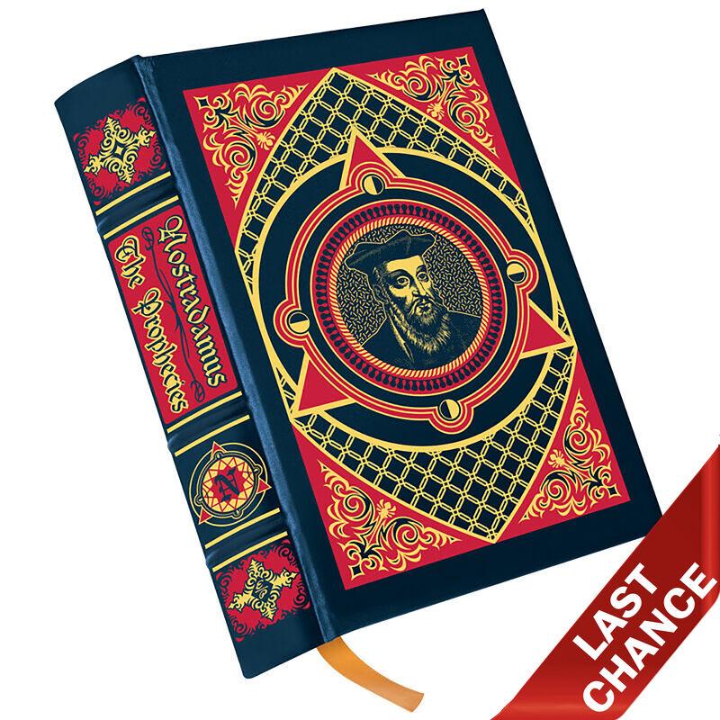 Nostradamus The Prophecies 3593 LQ