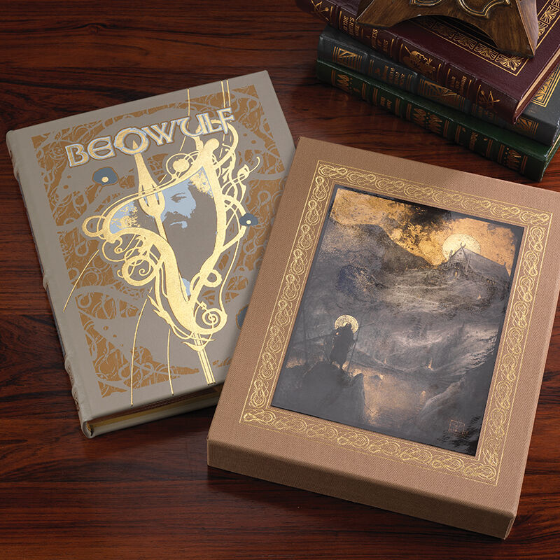Beowulf A Deluxe Illustrated Edition 3336 4