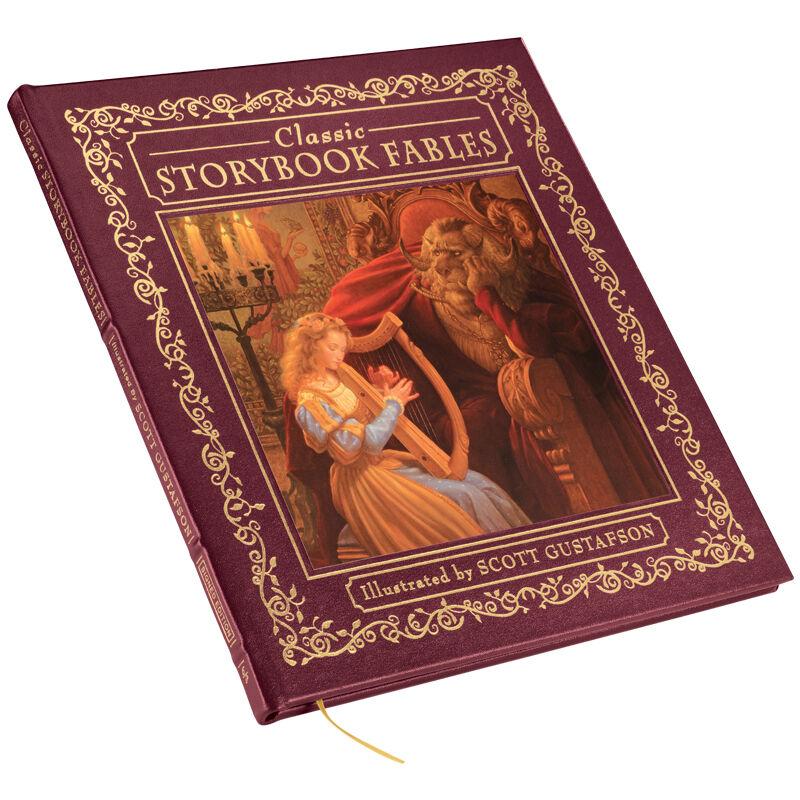 Scott Gustafsons Storybook Fables 3359 1