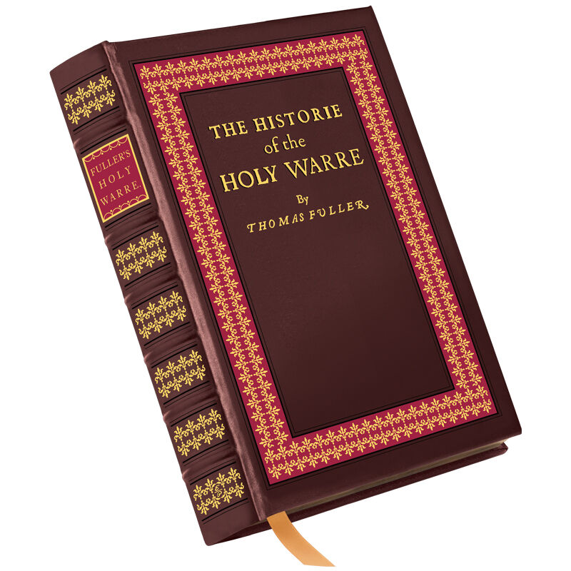 The Historie of the Holy Warre 3490 2