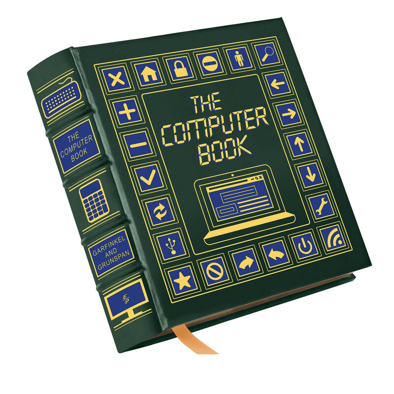 The Computer Book 3496 a cvr