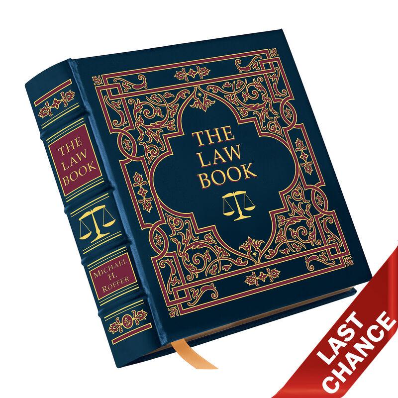 The Law Book 3651 z LQ