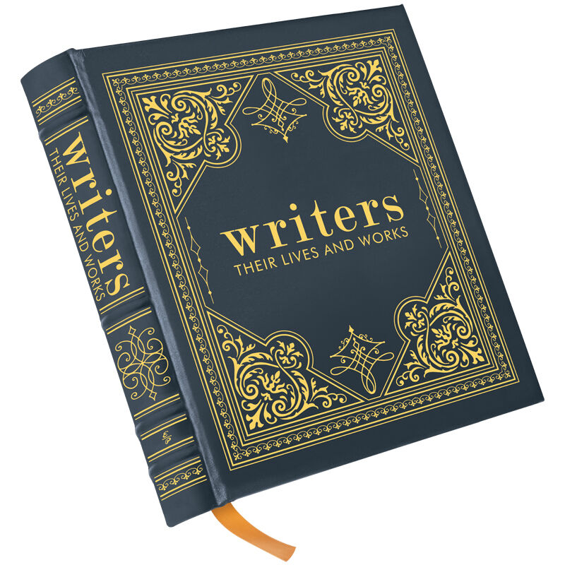 Writers Their Lives  Works 3564 1