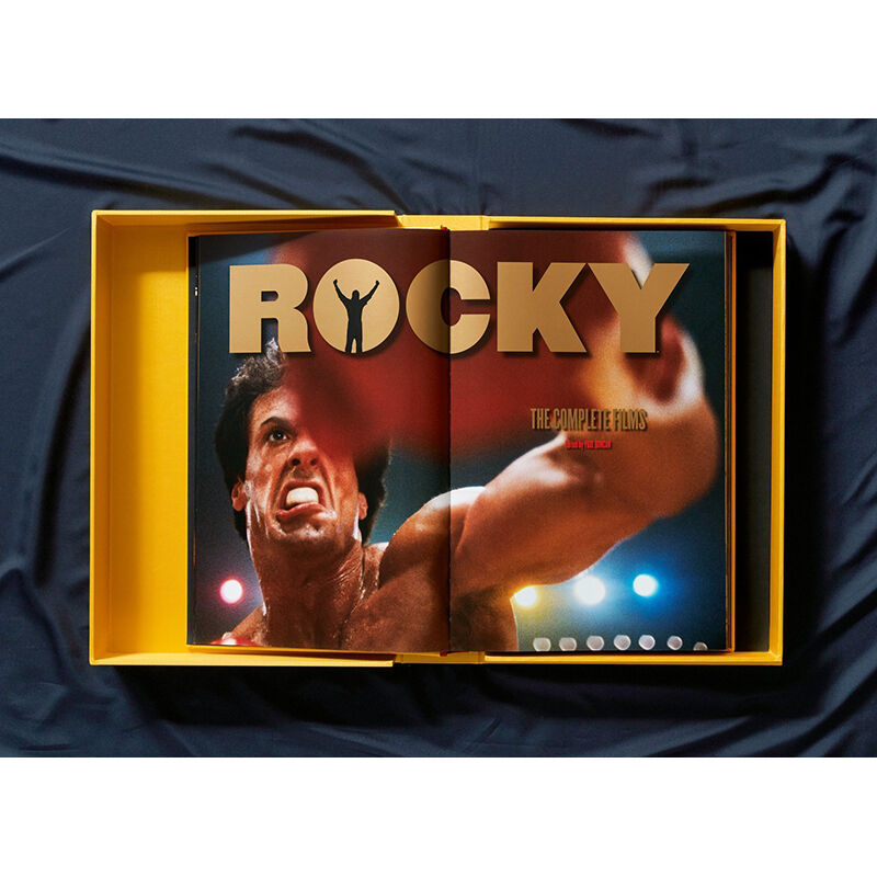 ROCKY The Complete Films A Signed Edition 3672 4