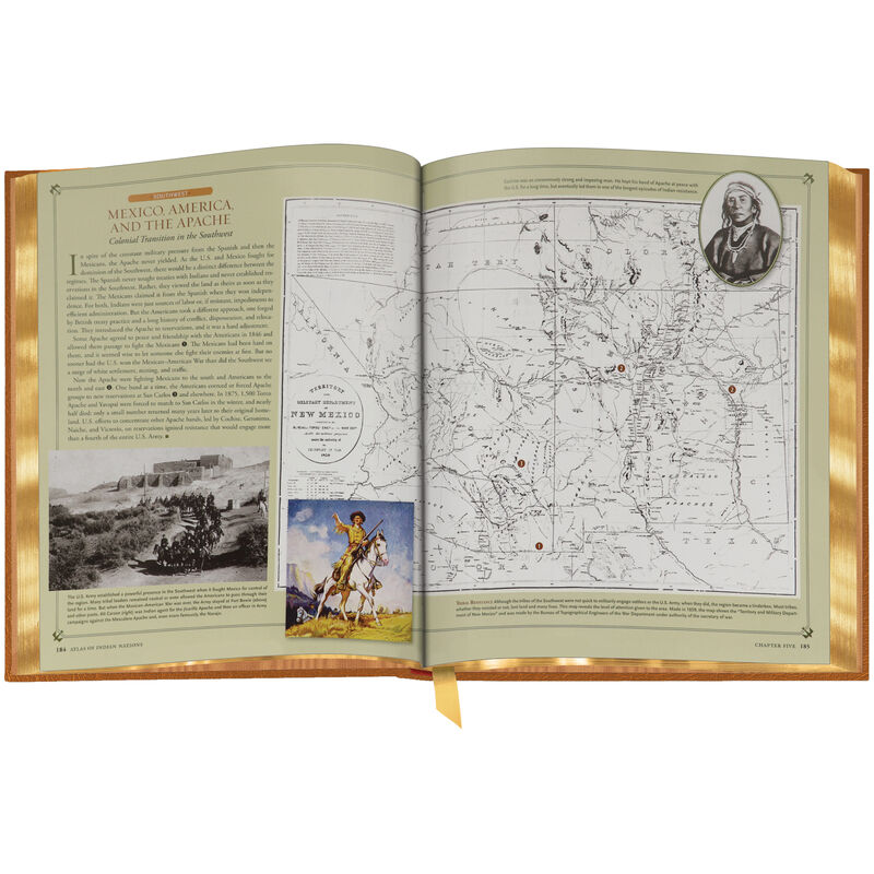 Atlas of Indian Nations 3696 g sp6