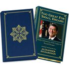Personalized Leather Book Honoring President Ronald Reagan 5617 6