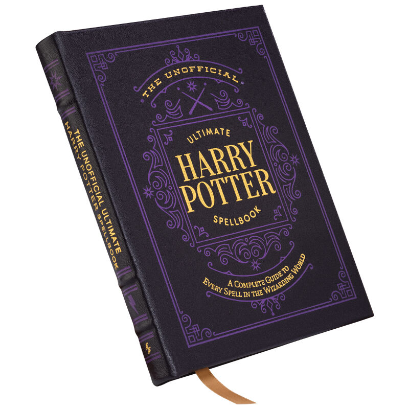The Unofficial Ultimate Harry Potter Spellbook 3594 1