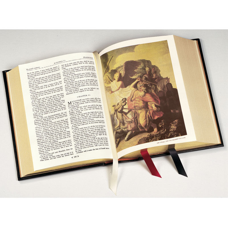 The Rembrandt Family Bible 0251 6