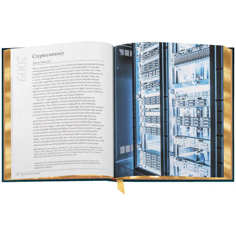 The Economics Book 3659 8