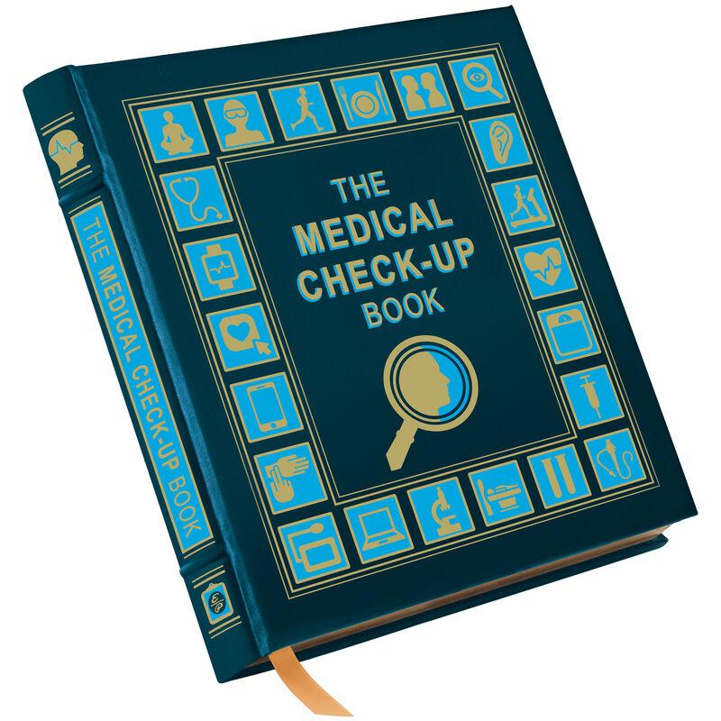 The Medical Check Up Book 3688 a main WEB